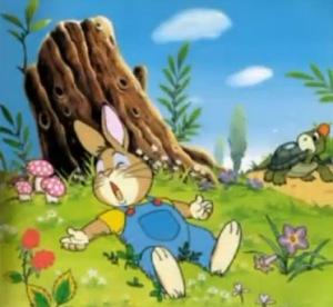 กระต่ายกับเต่า